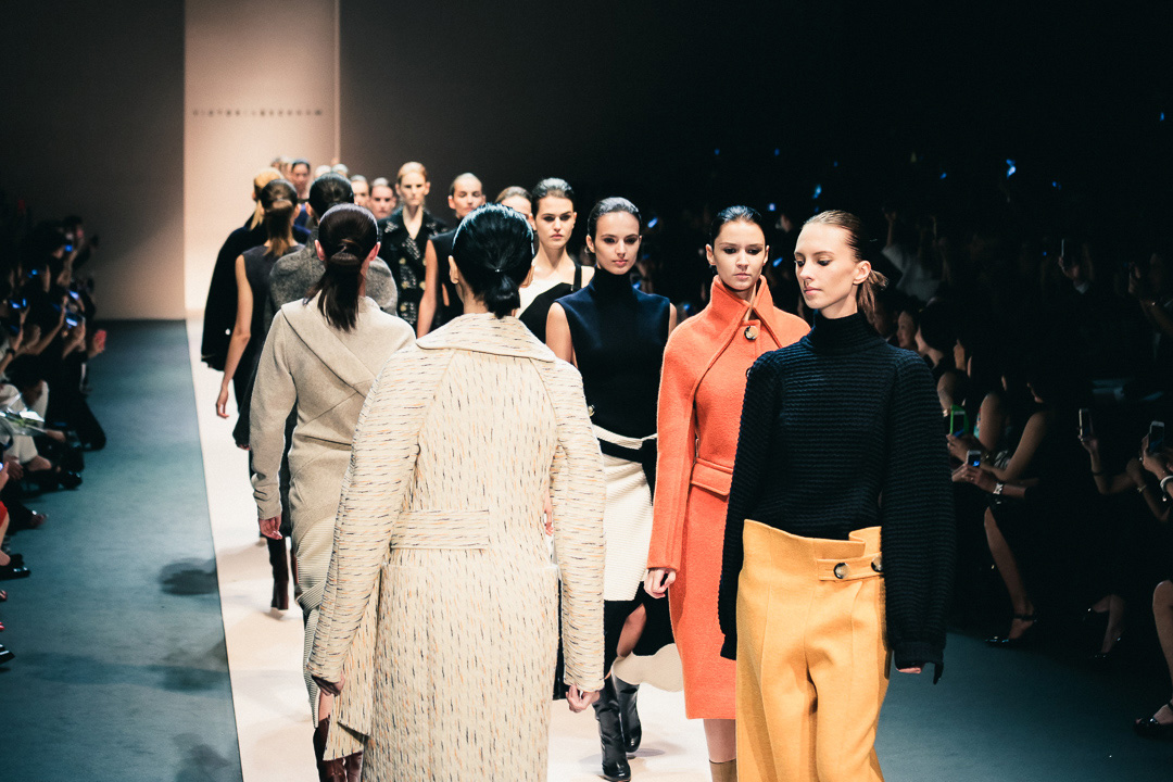 Victoria Beckham Singapore Fashion Week 2015
