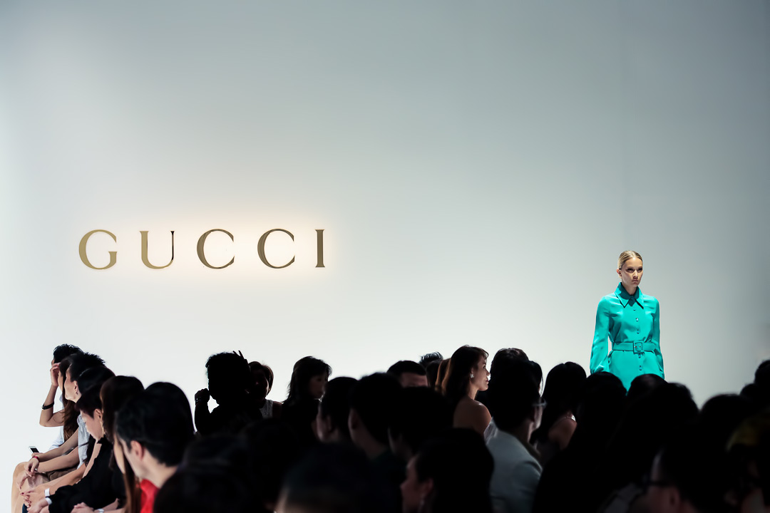 Gucci in Singapore