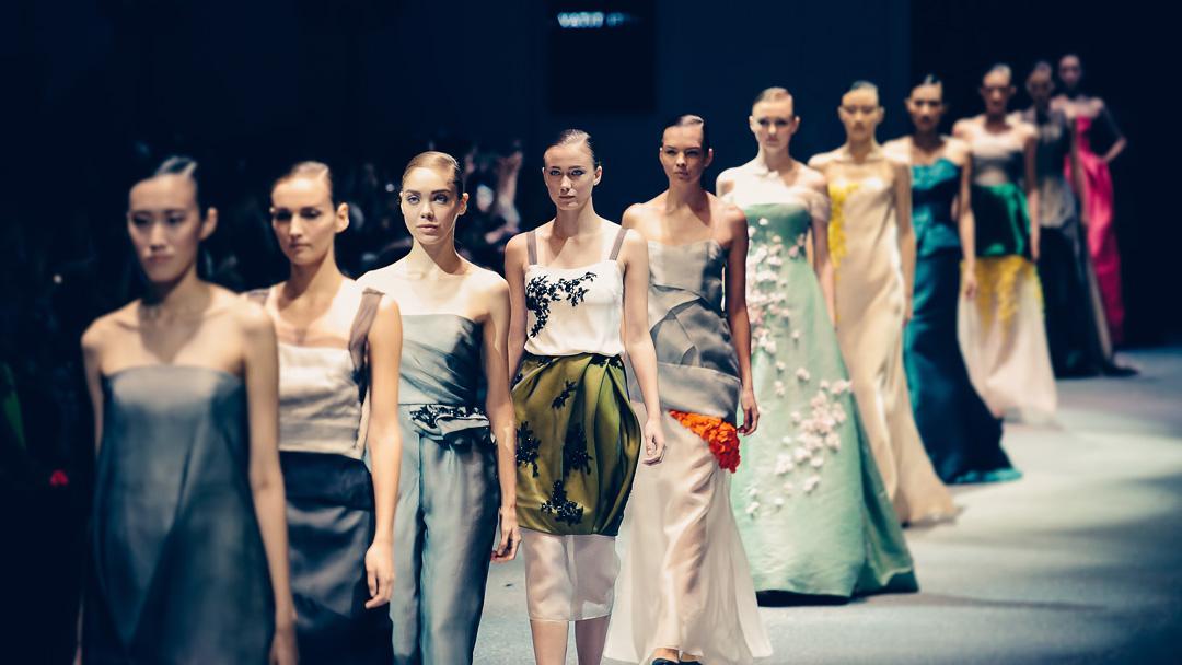 Singapore fashion show