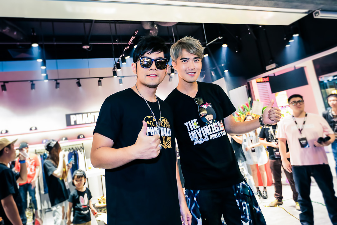 Jay Chou Singapore Phantaci